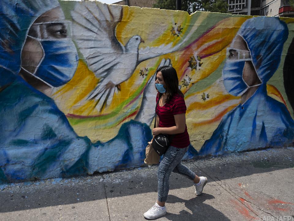 Die Lage in Mexiko verschlechtert sich zusehends