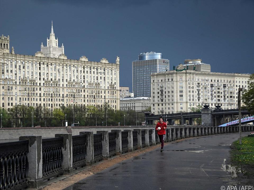 Die Lage in Russland ist alles andere als entspannt