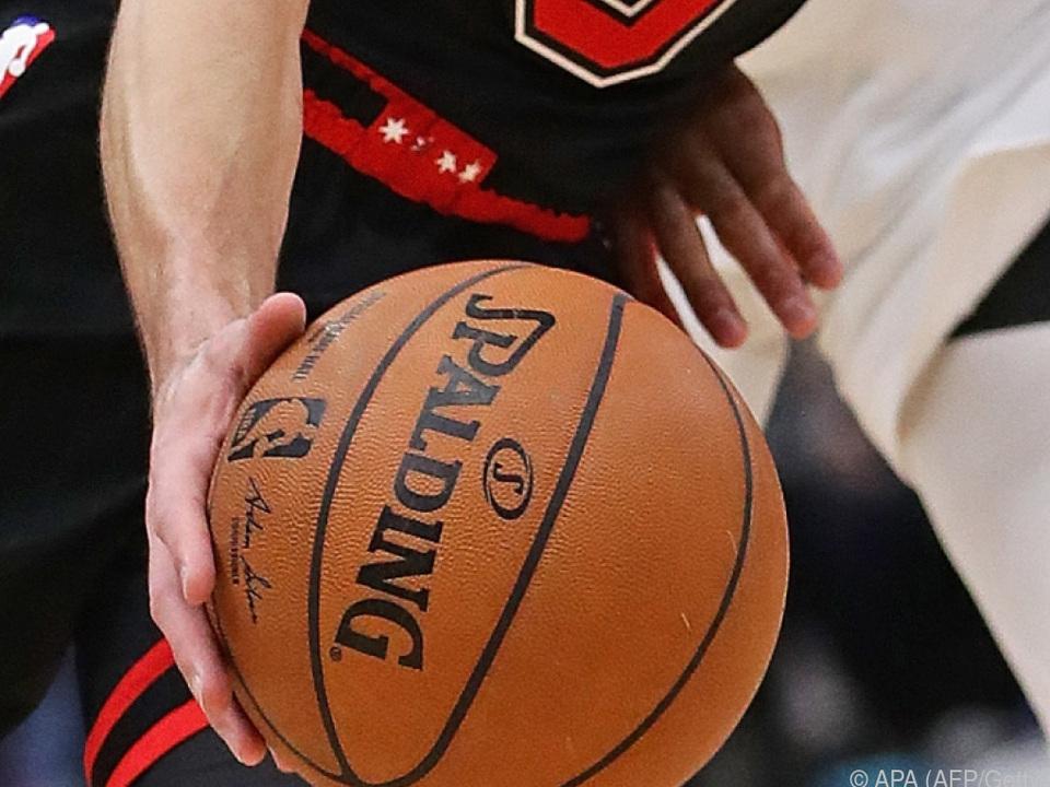 Die NBA arbeitet noch am Comeback