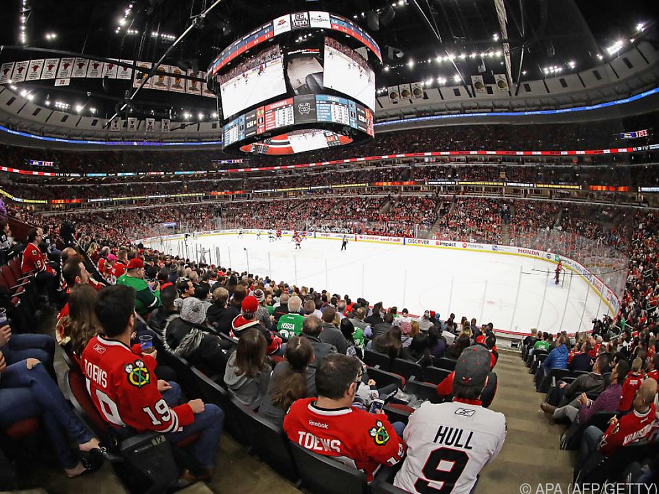 Die NHL könnten ihren Spielbetrieb bald wieder aufnehmen