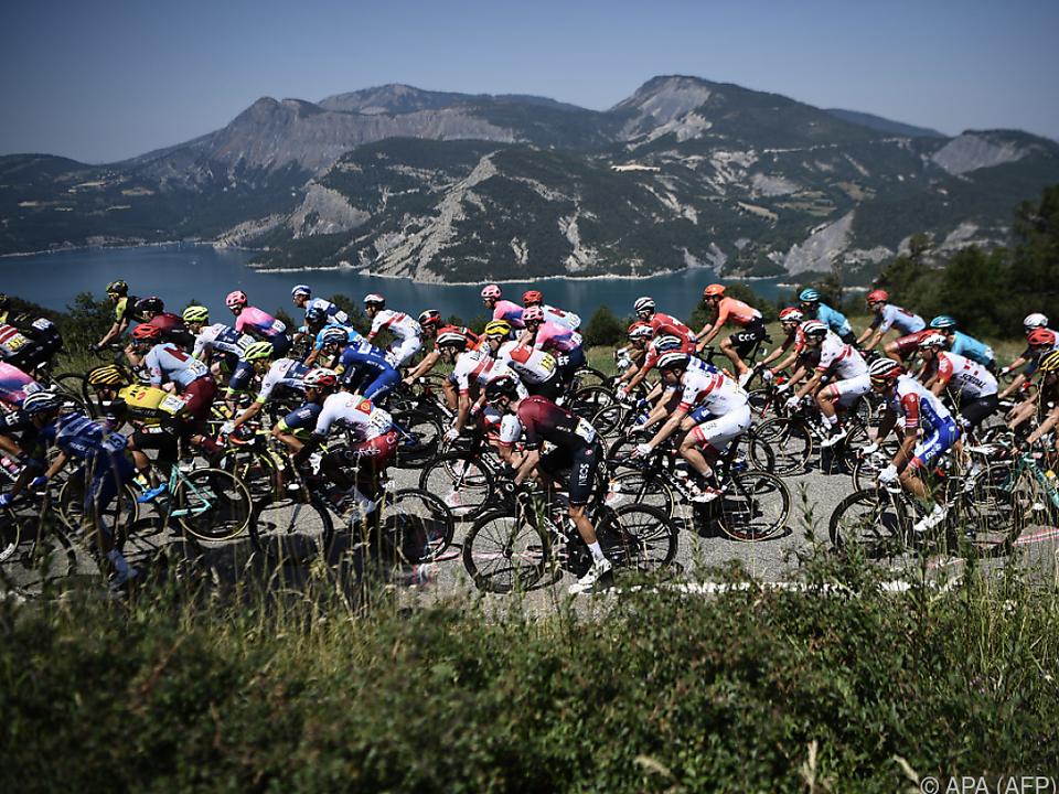 Die Tour de France ist vom 29. August bis 20. September geplant