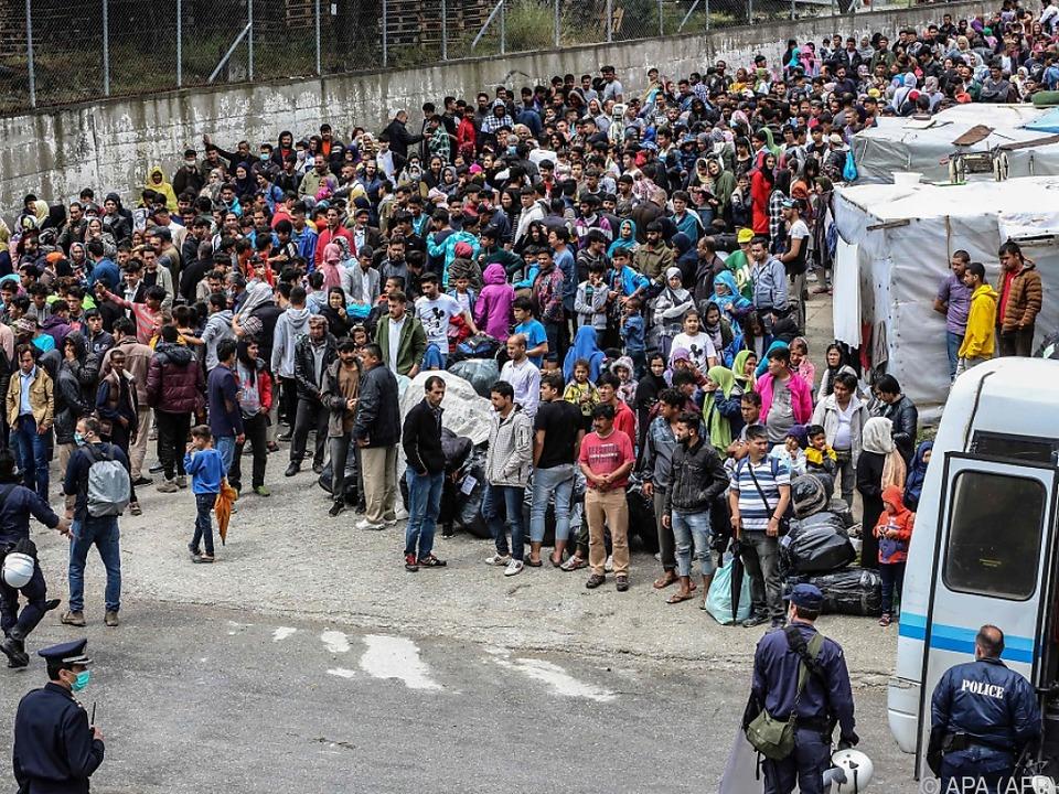 Die Zahlen sind wegen der Corona-Pandemie gesunken