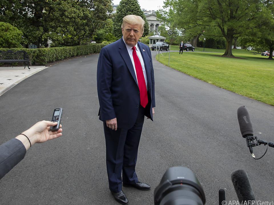 Donald Trump geht gegen soziale Medien vor