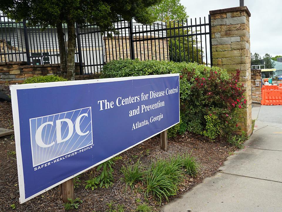 Düstere Prognose der CDC für die USA