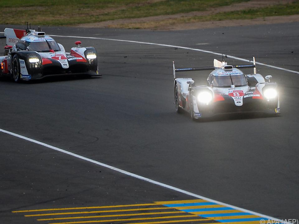 Ein Klassiker: Das 24-Stunden-Rennen in Le Mans