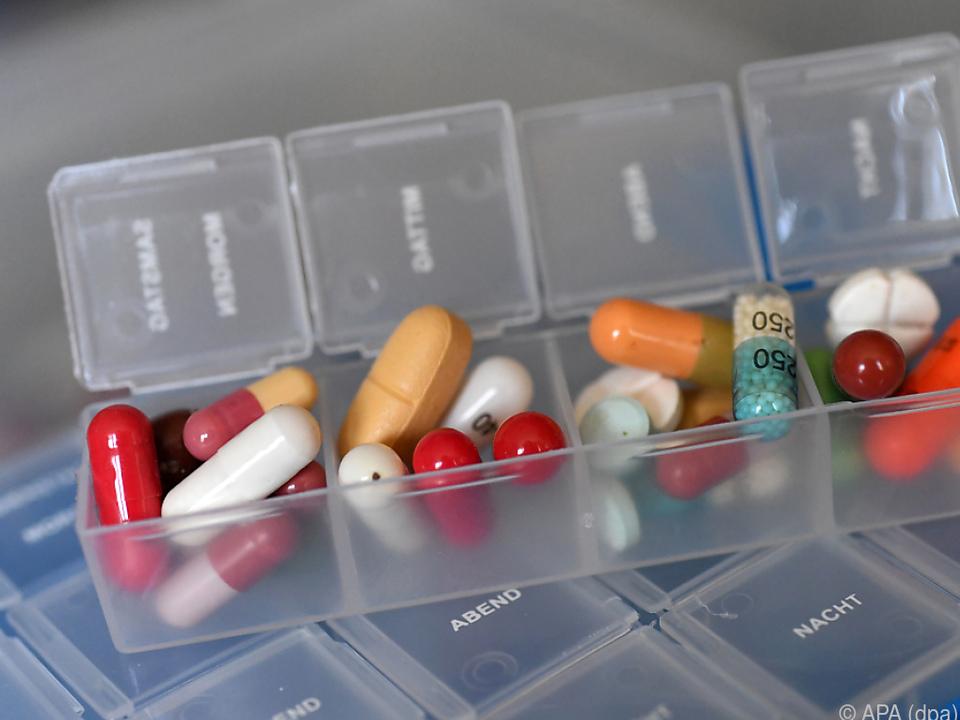 Ein Medikamenten-Mix soll helfen
