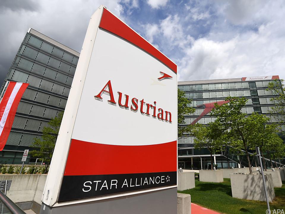 Entscheidende Tage für die Austrian Airlines