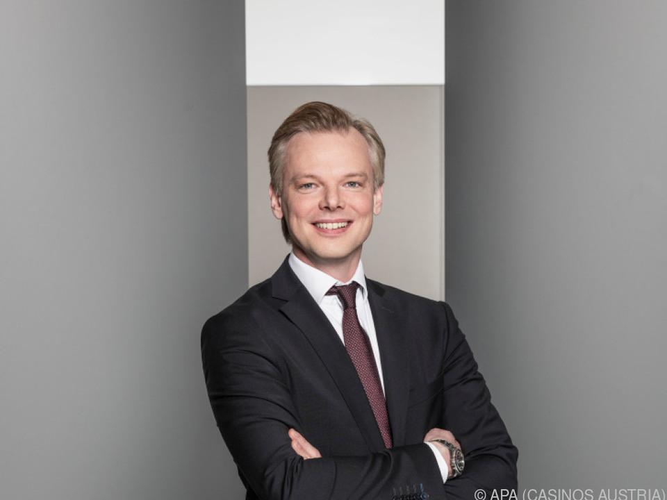 Ex-Casinos-Vorstand Peter Sidlo klagt