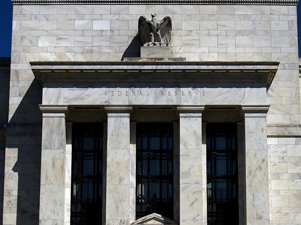 Fed veröffentlicht besorgniserregende Zahlen