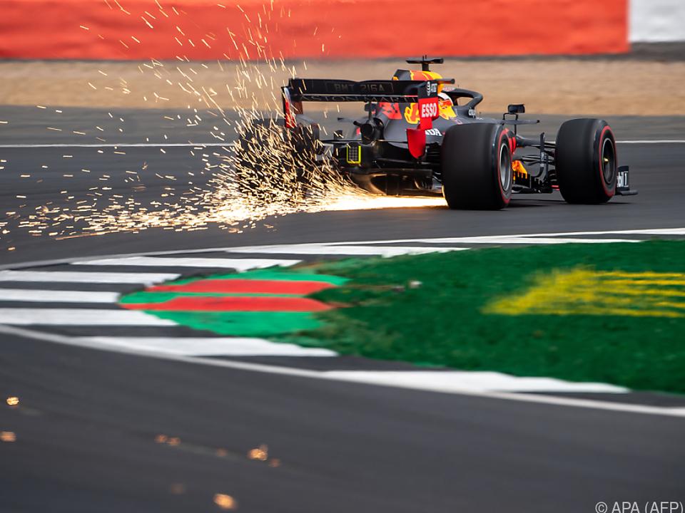 Formel 1 als reines Fernsehereignis