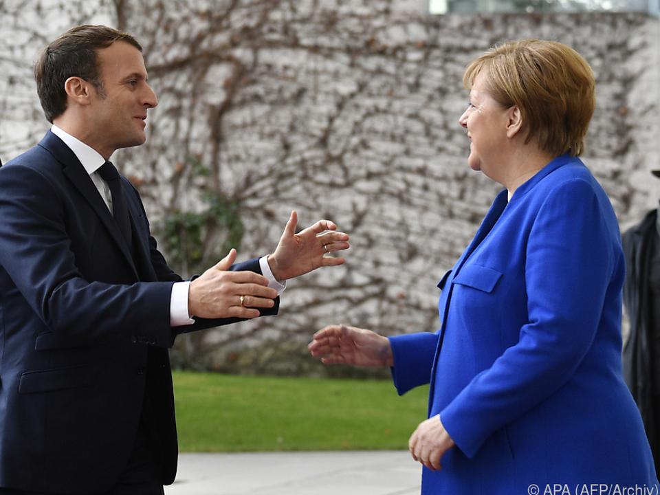 Frankreich und Deutschland setzen auf Zusammenarbeit