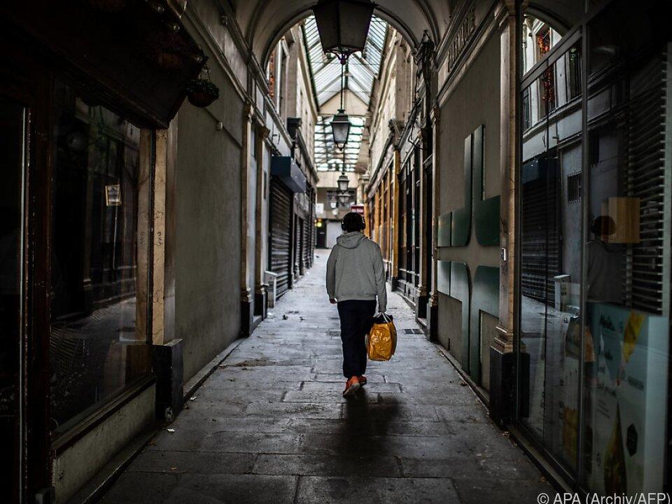 Frankreich von Coronakrise schwer getroffen