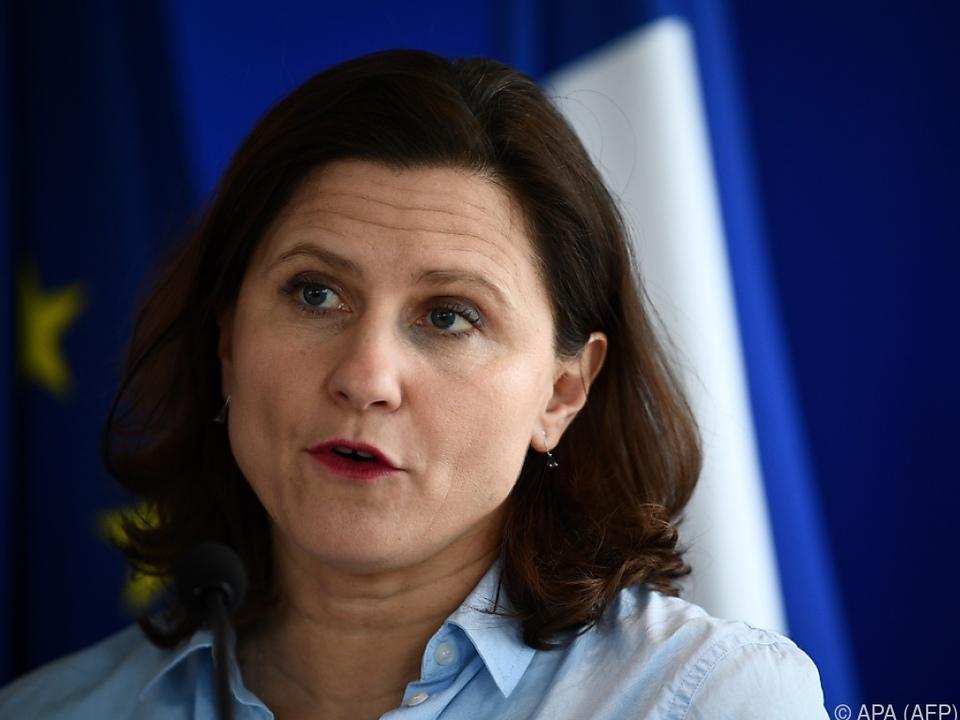Frankreichs Sportministerin Roxana Maracineanu