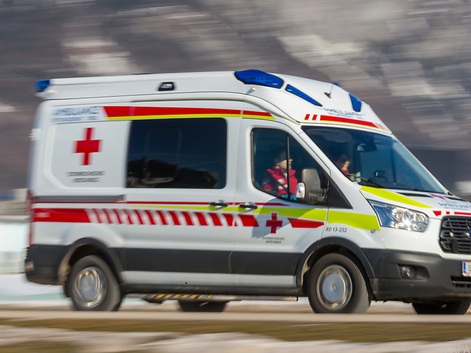 Für das Unfallopfer kam jede Hilfe zu spät