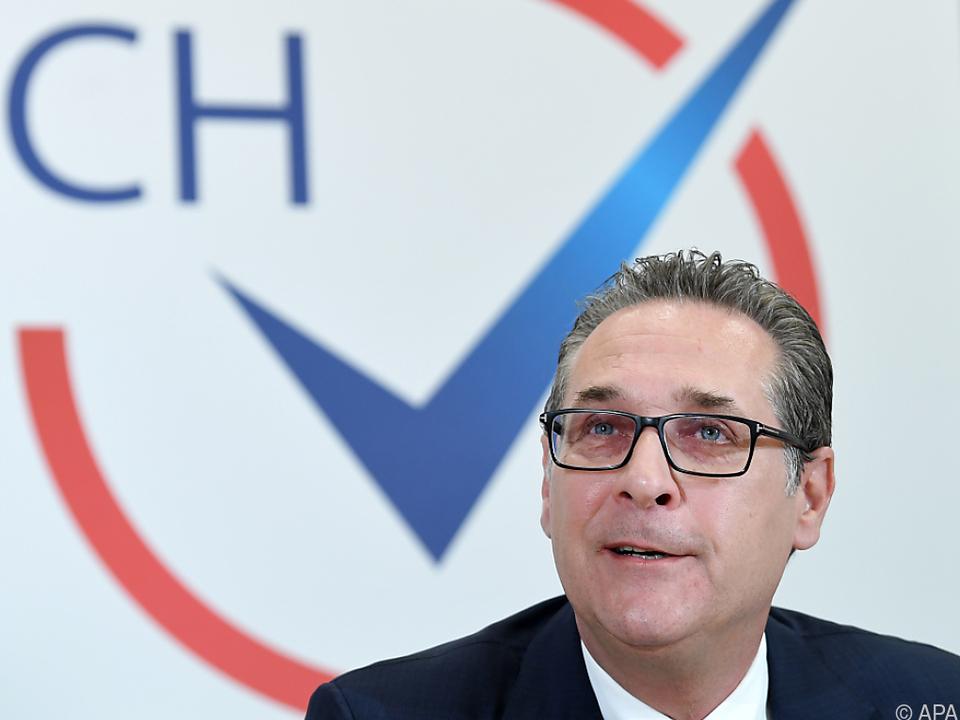 Für die aktuelle Führung der FPÖ hat Strache wenig übrig