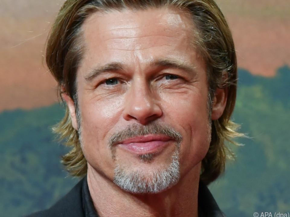 Gegen Spende auf Oscar-Party Brad Pitt treffen