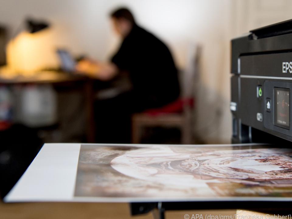 Besonders schön und nuancenreich druckt man Fotos mit sogenannter Dye-Tinte
