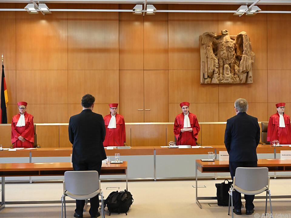 Gericht kippte Regelungen zur Überwachung von Ausländern im Ausland