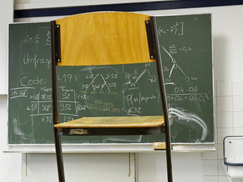 Gestaffelte Rückkehr in die Schulen
