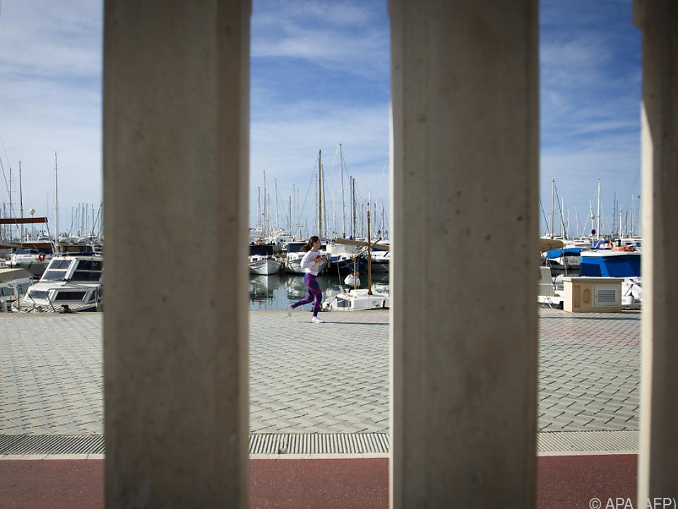 Getrübter Blick und Sehnsucht nach Mallorca