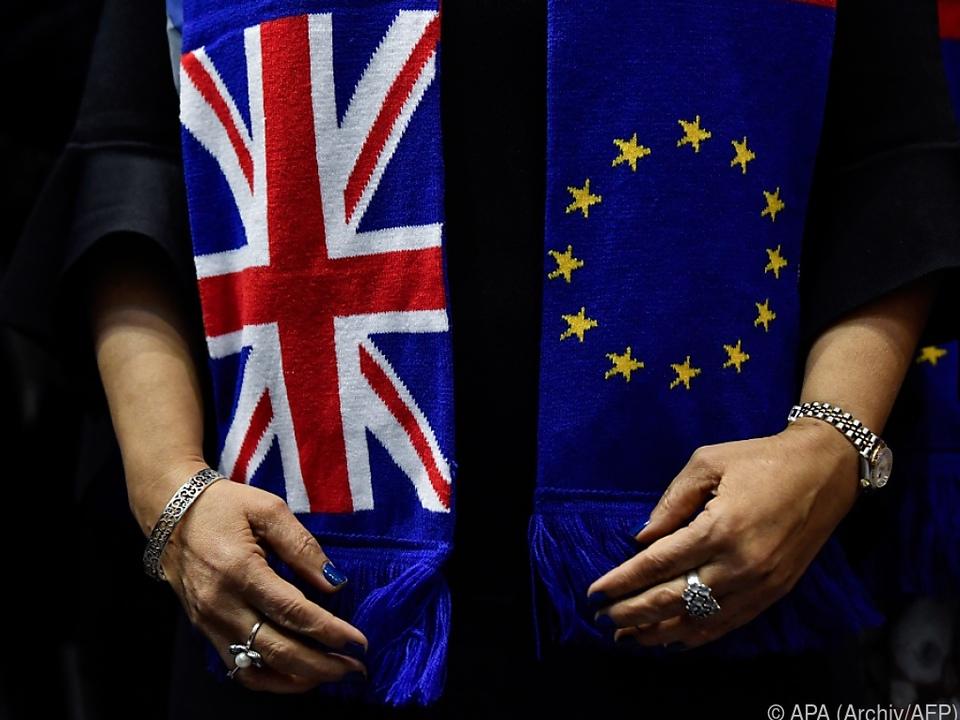 Großbritannien war am 31. Jänner aus der EU ausgetreten