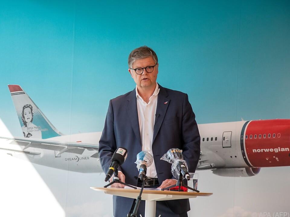 Grünes Licht für Airline-Boss Schram
