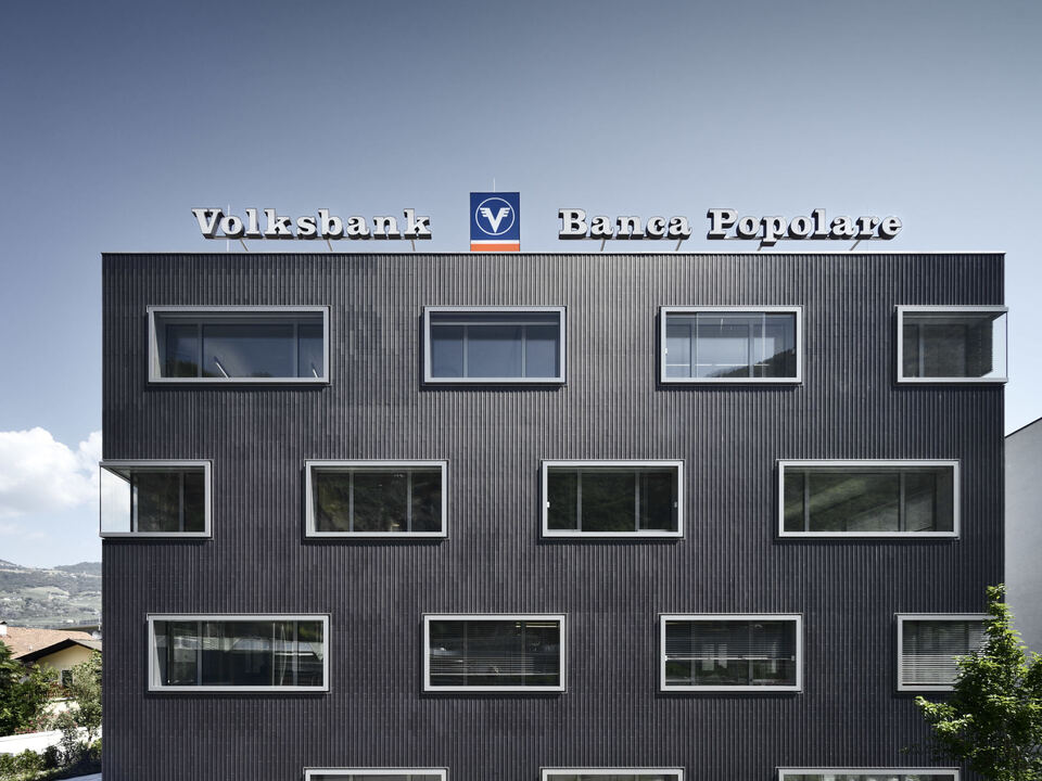 Hauptsitz Volksbank ©OskarDariz