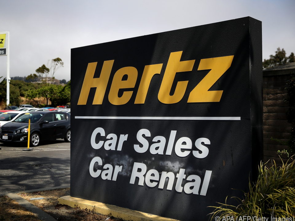 Hertz geriet durch Coronakrise ins Schleudern