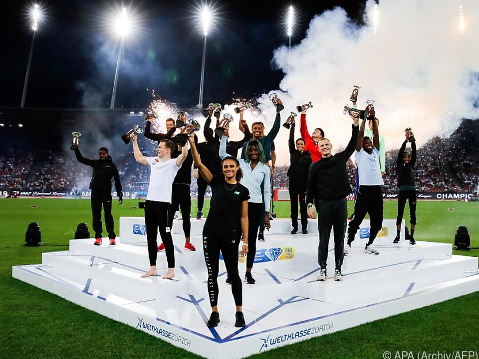 Heuer kein Finale der Diamond League in Zürich
