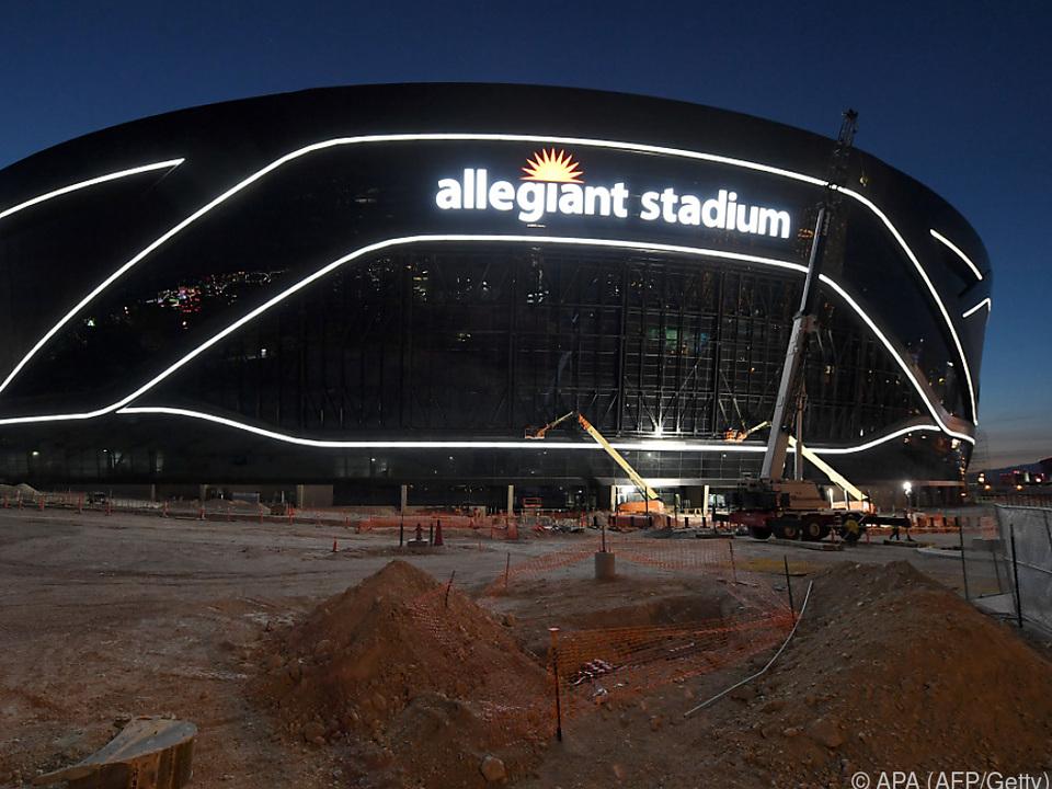 In Las Vegas sollen die Raiders spielen