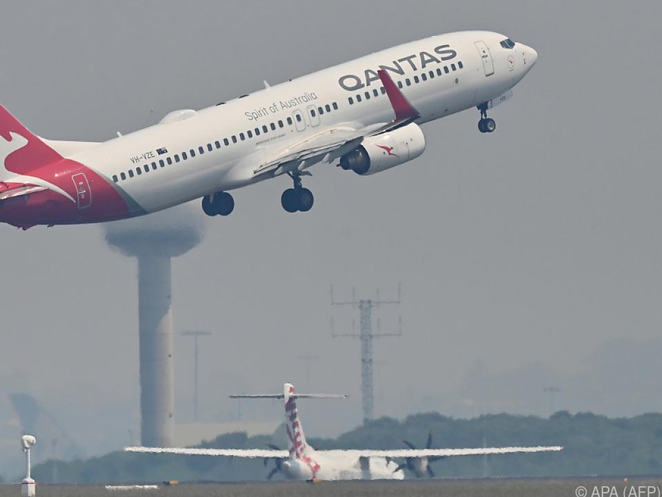 Infektionsrisiko in Flugzeug laut Airline gering
