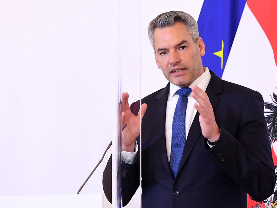 Innenminister Nehammer will mit Neuerungen Vertrauen zurückgewinnen