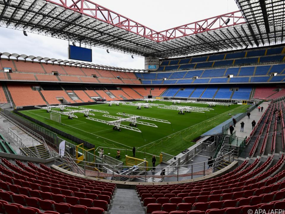 Italien hofft noch auf Abschluss der Serie A