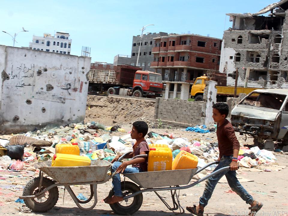Jemen zählt zu den ärmsten Ländern der Welt