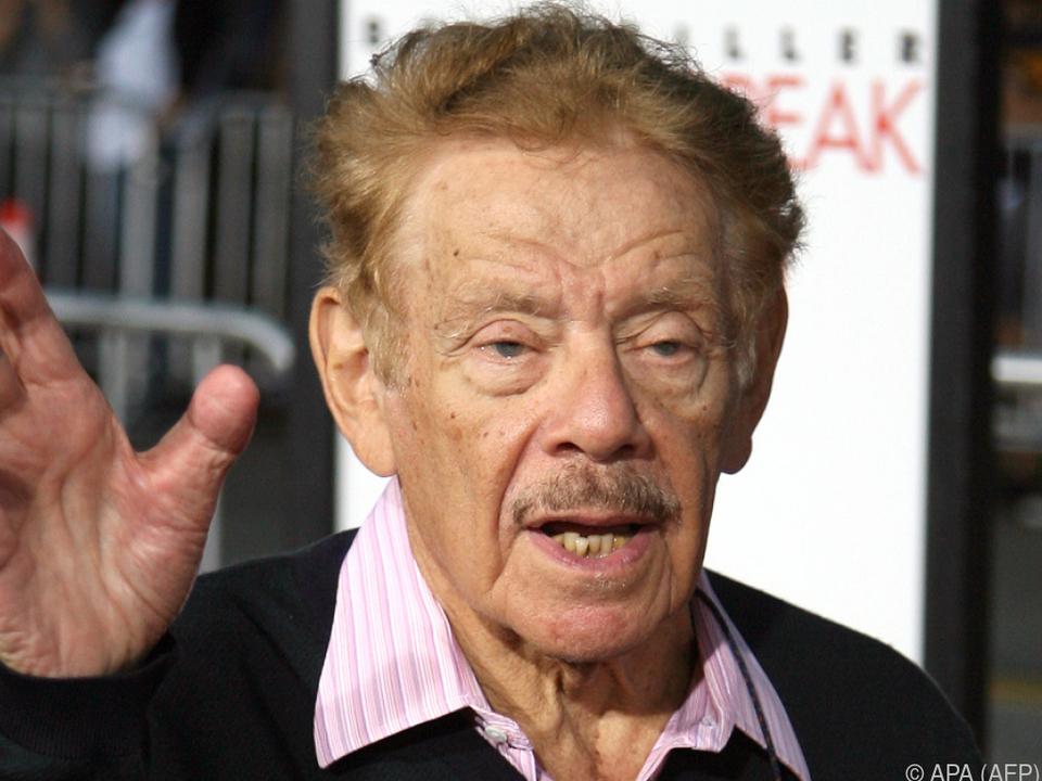 Jerry Stiller verstarb im Alter von 92 Jahren