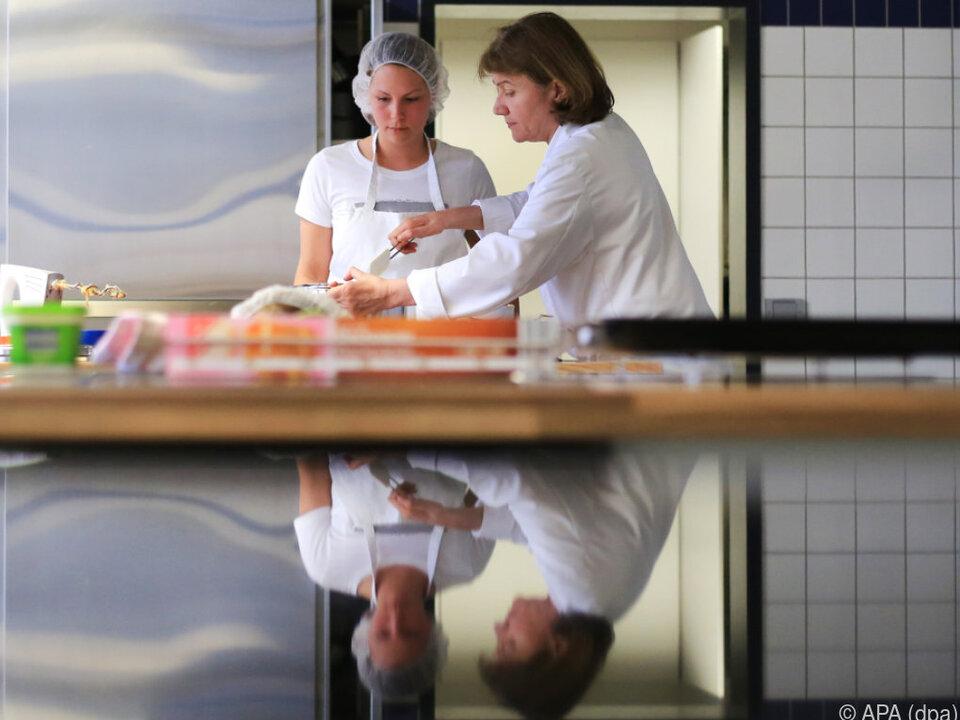 Jobs in der Gastronomie wieder gefragt