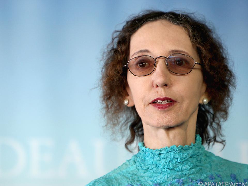 Joyce Carol Oates Kandidatin für Nobelpreis