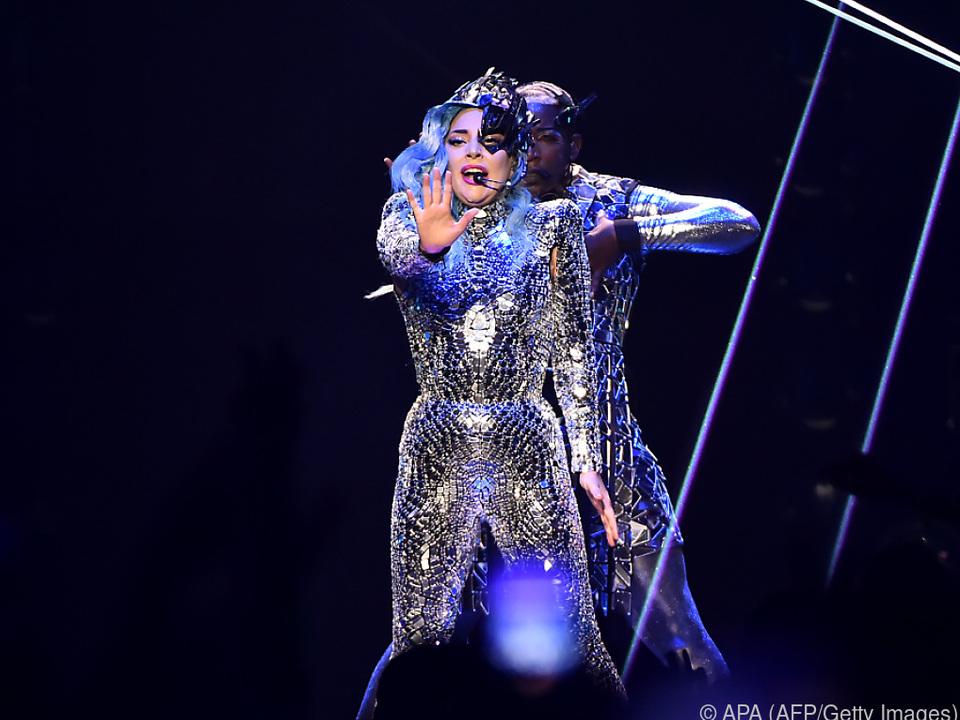 Lady Gaga ist in der Corona-Zeit nicht untätig
