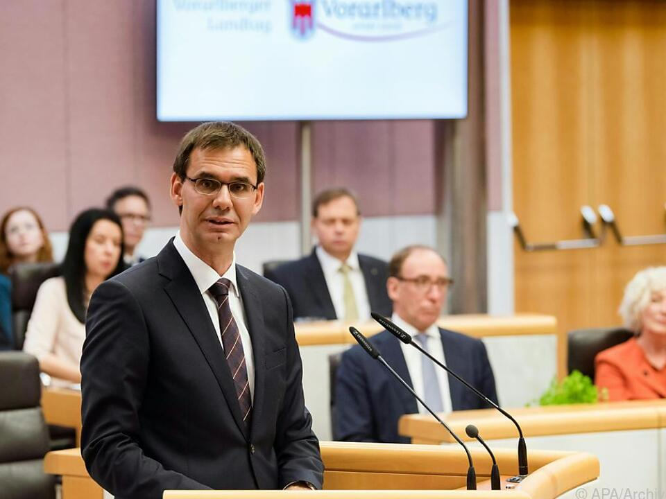 Landeshauptmann Wallner (ÖVP) hatte die Wahlen im März abgesagt