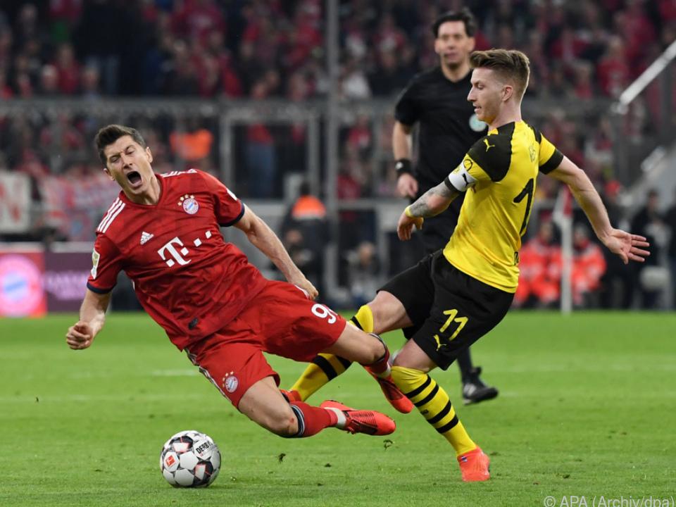 Lewandowski und Reus vor Comeback
