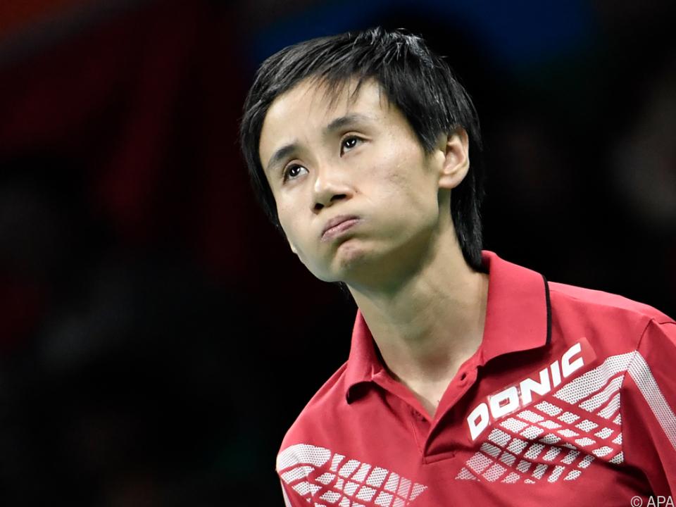 Liu Jia macht weiter
