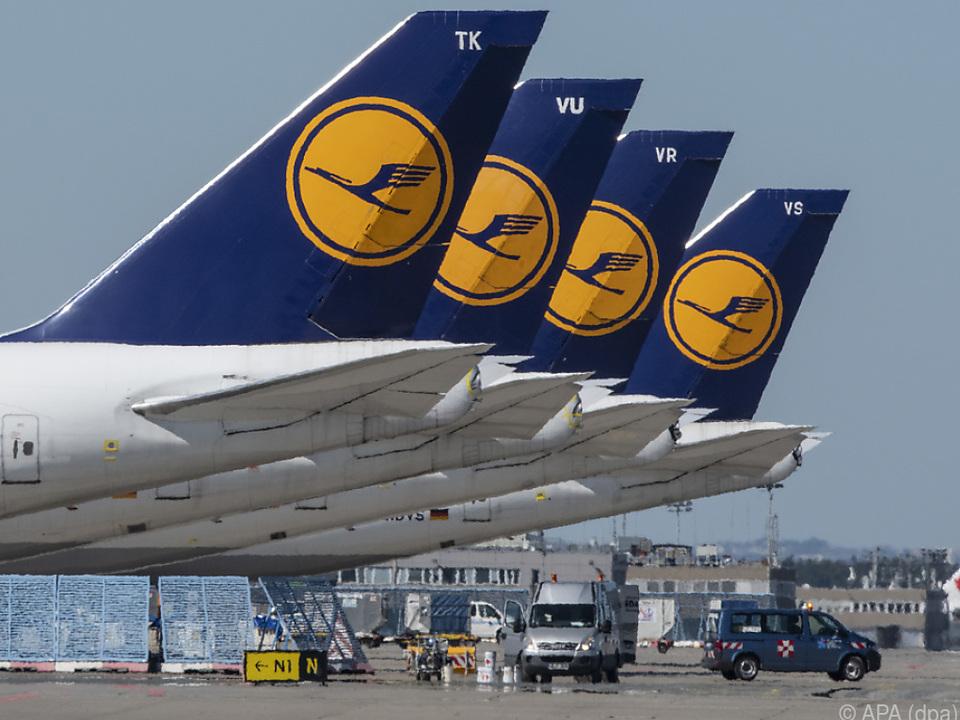 Lufthansa soll gerettet werden