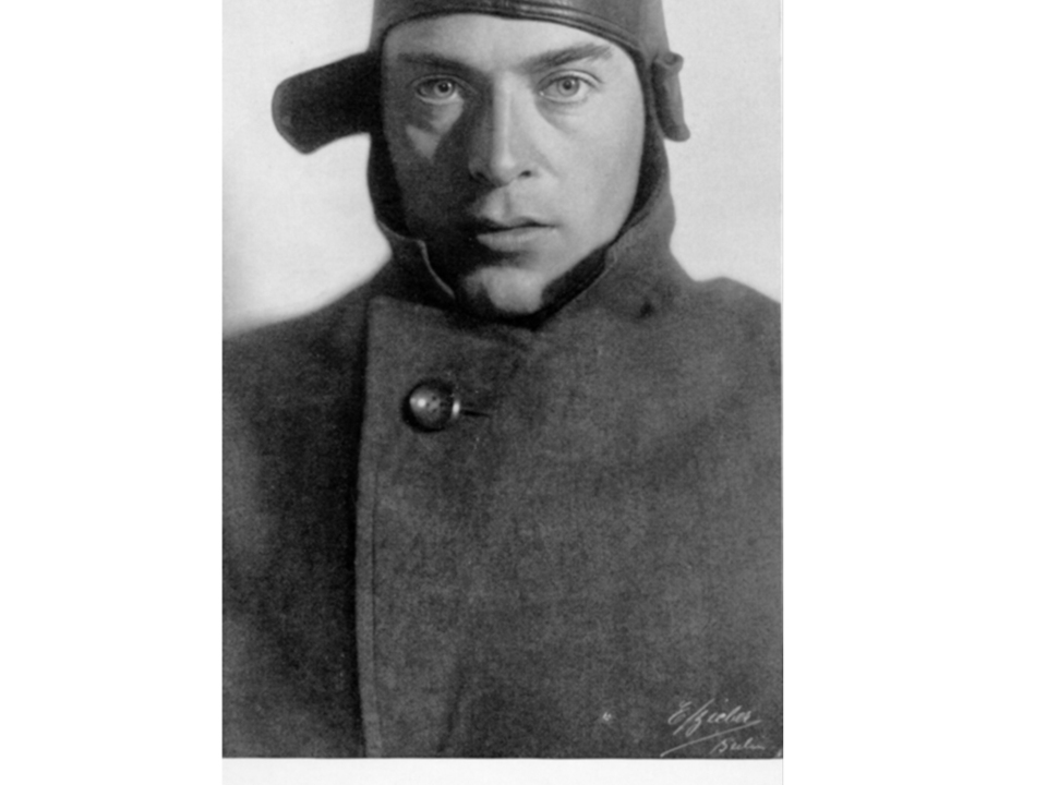 Max Valier 1928 KR