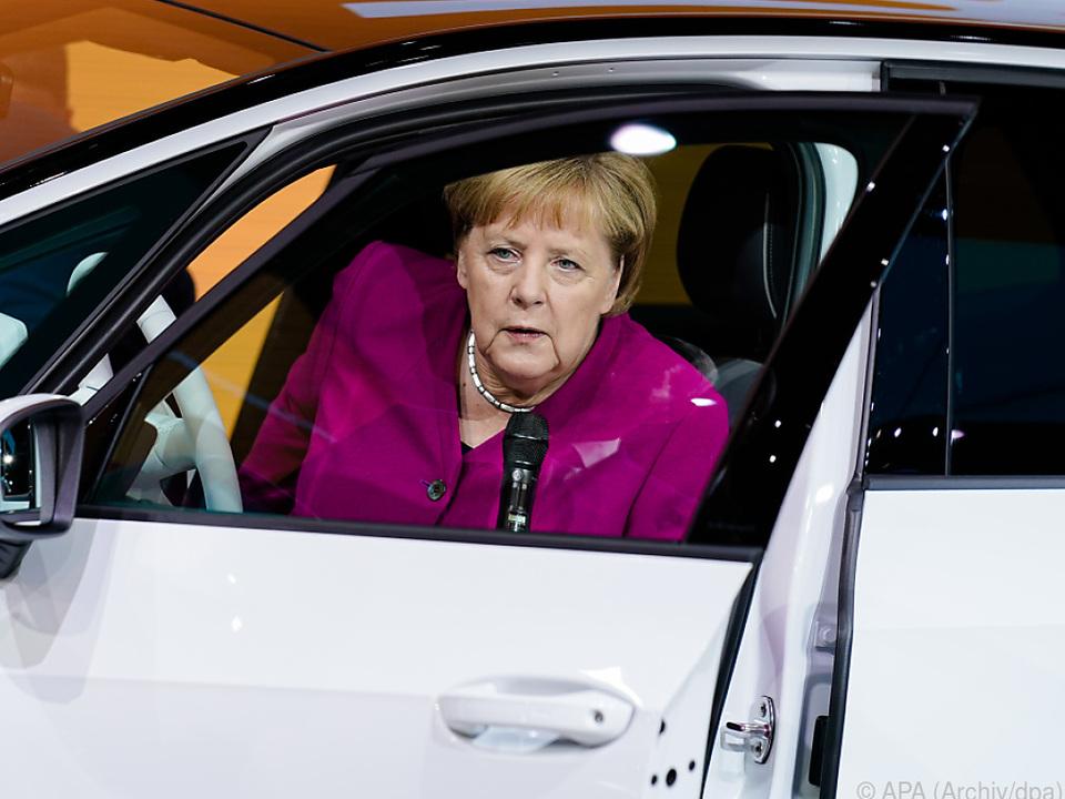 Merkel dämpfte im Vorfeld die Erwartungen