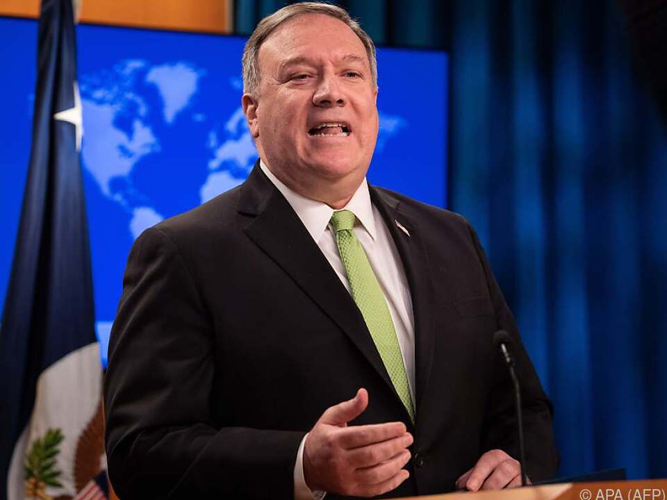 Mike Pompeo: \