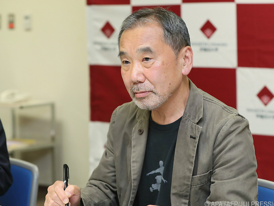 Murakami wird als Anwärter für den Literaturnobelpreis gehandelt