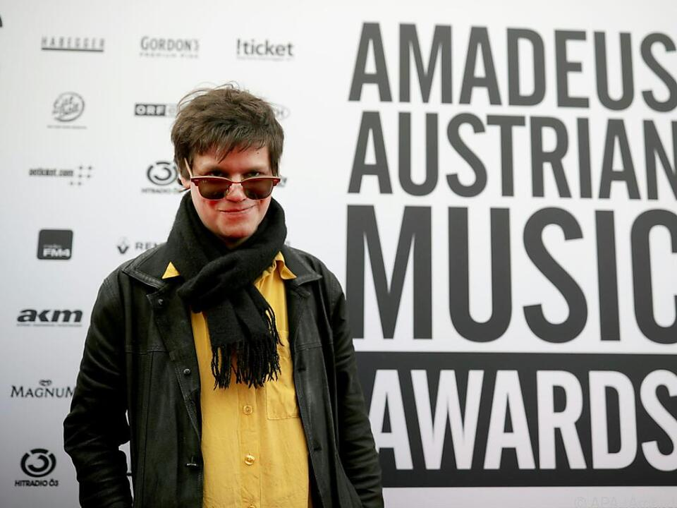 Nino aus Wien nahm Album \