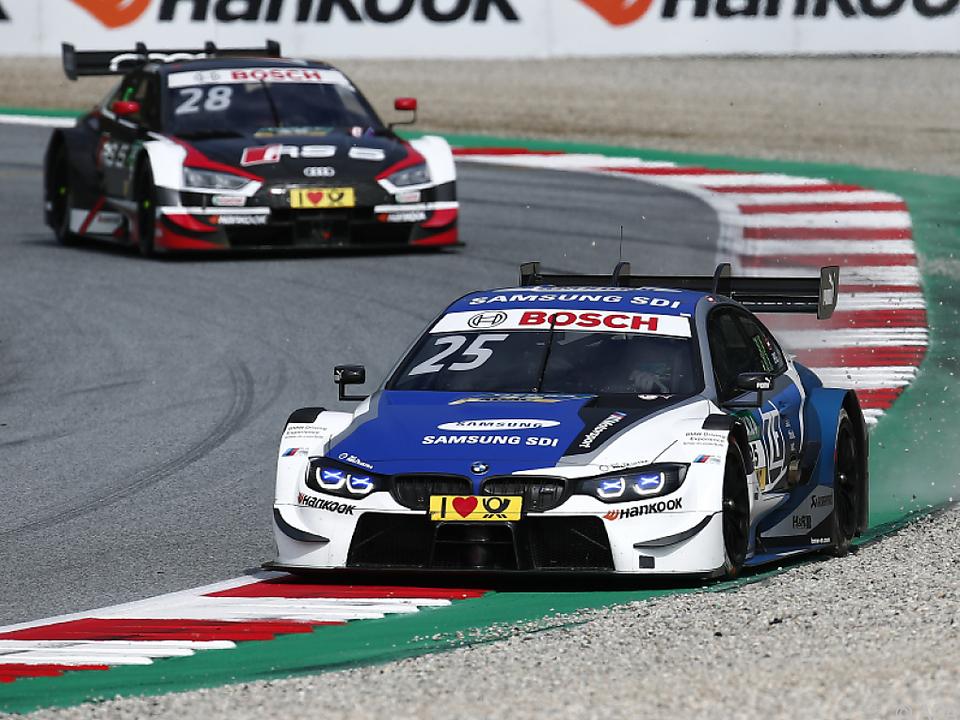 Ob BMW nach dem Audi-Ausstieg in der DTM bleibt, ist noch offen