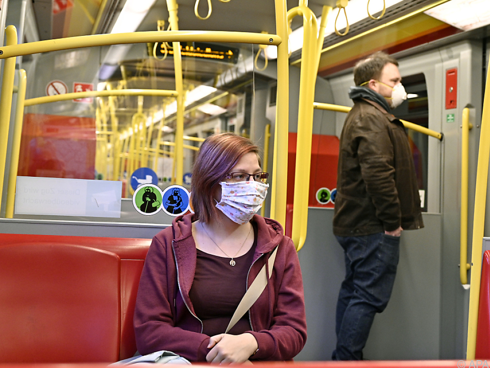 Öffentliche Verkehrsmittel werden gemieden