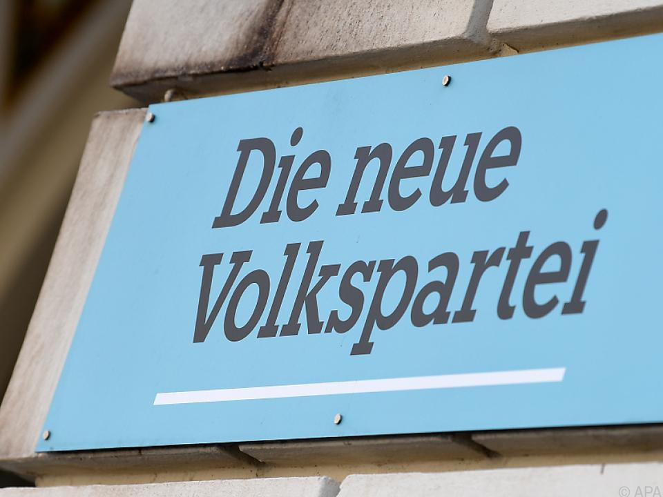 ÖVP über der Grenze des Erlaubten
